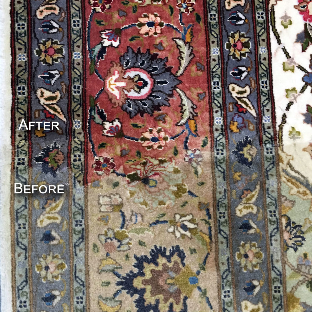 Area Rug Cleaning In New York Oriental Service