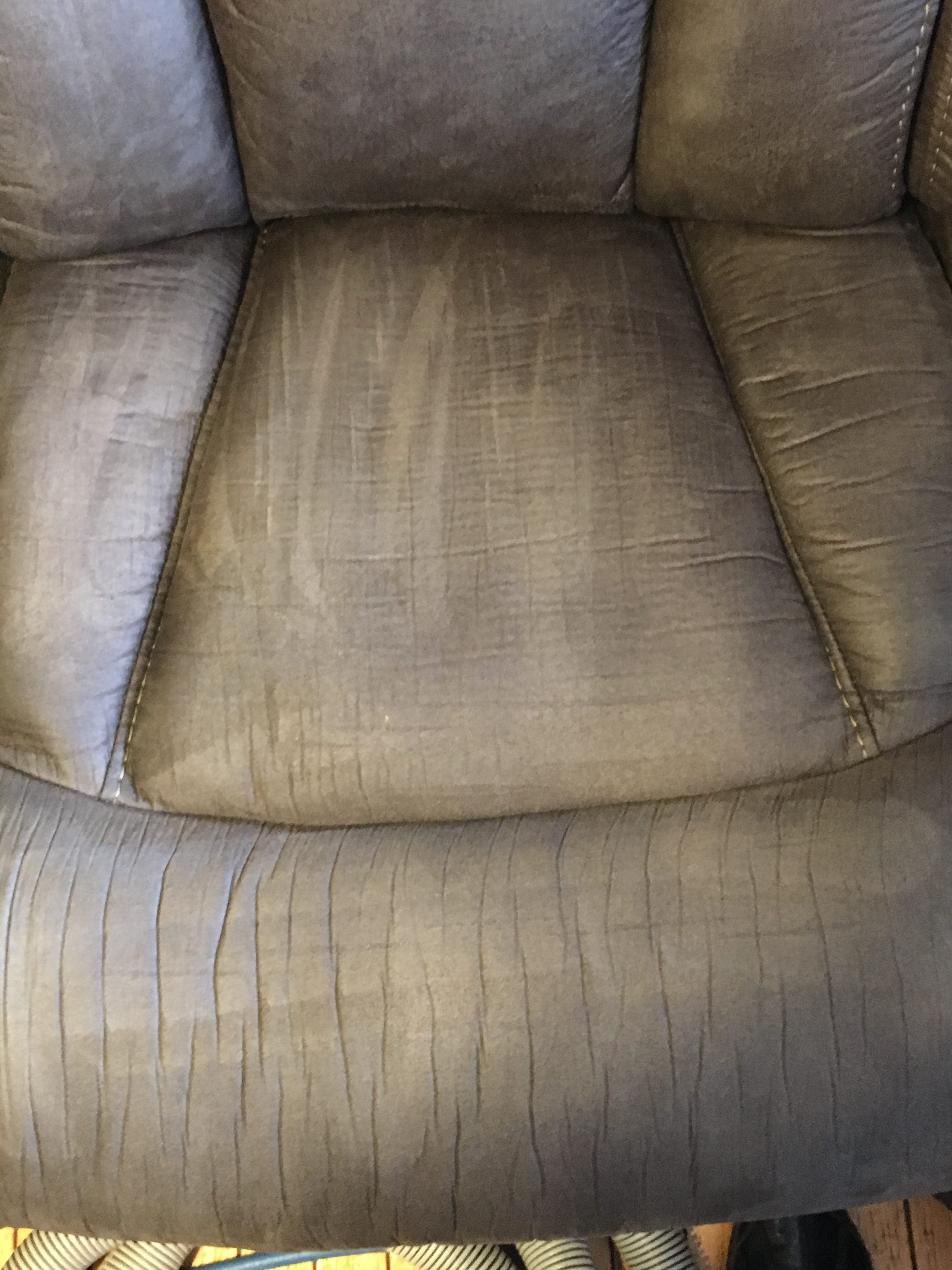 Upholstery Cleaning – After