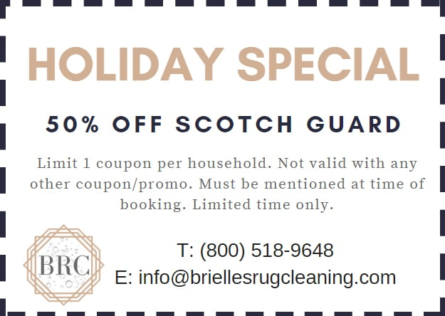 Brielle's Rug & Carpet Cleaning Coupons